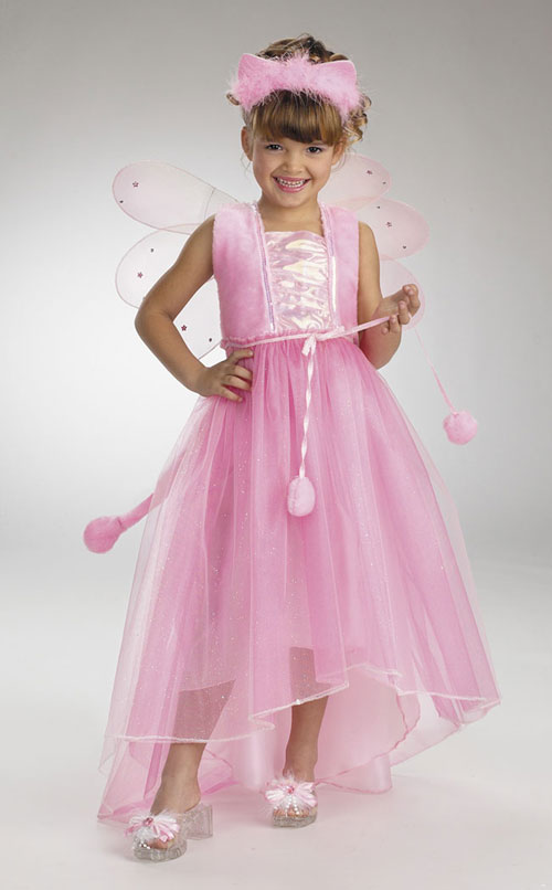 Fairy Costumes - Costumes For All Occasions DG2352K Fairy Precious Kitty 7 8
