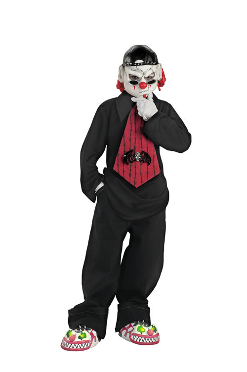 Costumes For All Occasions DG2804K Street Mime 7 To 8