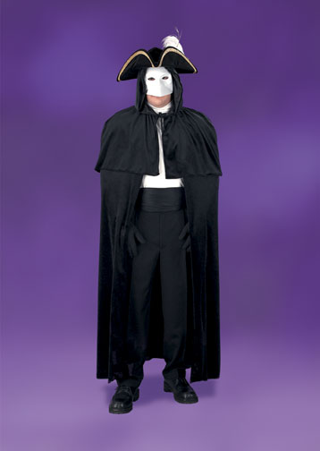 Plus Size Costumes - Costumes For All Occasions DG3124 Phantom Of Venice Plus Size