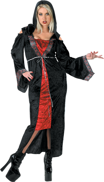 Gothic Costumes - Costumes For All Occasions DG3184 Gothic Affair Adult Plus Size