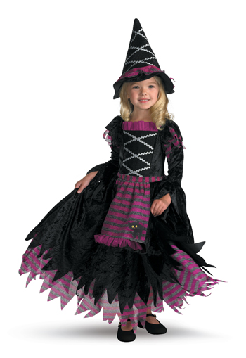 Fairy Costumes - Costumes For All Occasions DG3216M Fairy Tale Witch Child