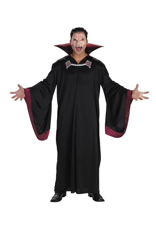 Vampire Costume - Costumes For All Occasions DG3621 Evil Vampire Adult Costume