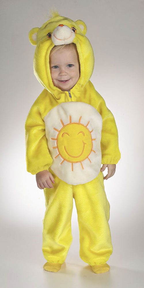 Care Bear Costume - Costumes For All Occasions DG5002S Care Bear Funshine 1 To 2 Todd