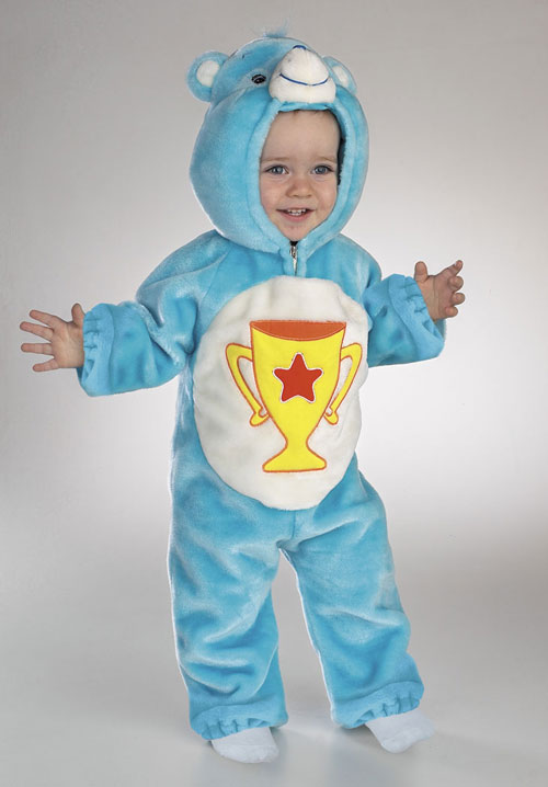 Care Bear Costumes - Costumes For All Occasions DG5003S Care Bear Champ 1 2 Todd