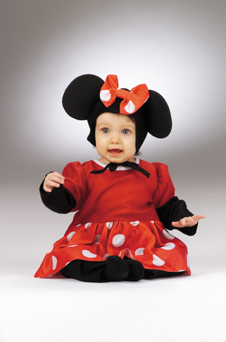 Costumes For All Occasions DG5390W Bax Minnie 12 18 Months