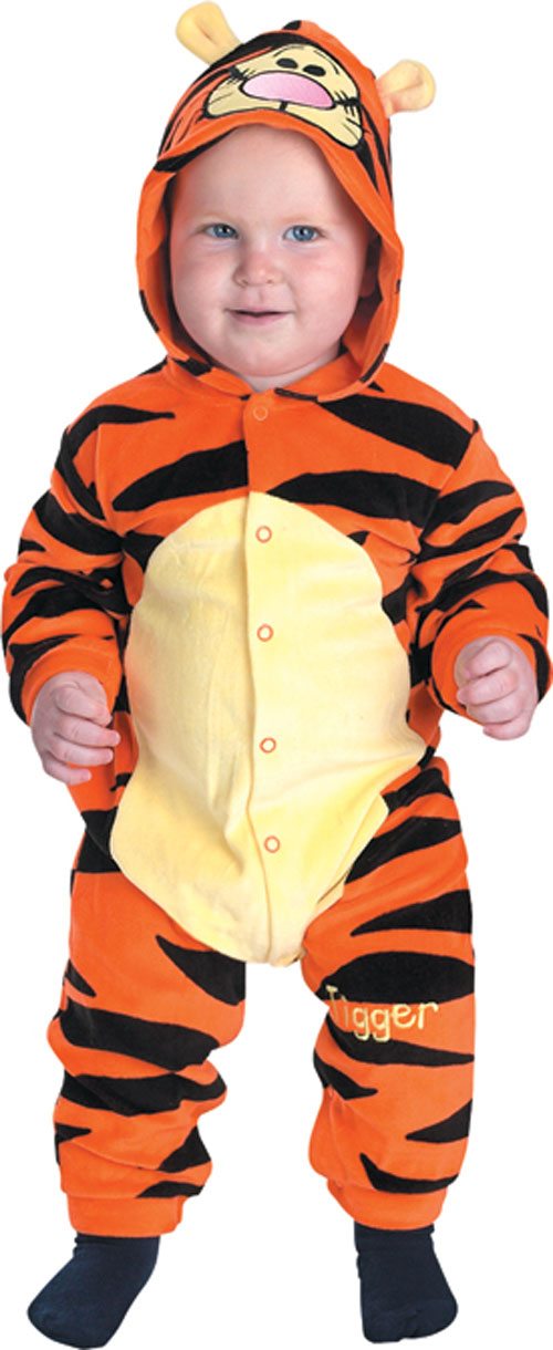 Infant Costumes - Costumes For All Occasions DG5498I Tigger Infant 0 To 6 Months