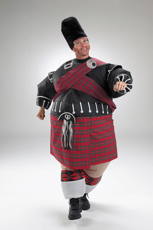 Costumes For All Occasions DG5561 Fat Bastard Adult