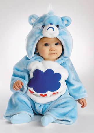 Care Bear Costume - Costumes For All Occasions DG5773W Care Bear Grumpy 3 12 Month