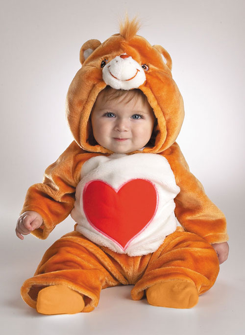 Care Bear Costumes - Costumes For All Occasions DG5774W Care Bear Tenderheart 3 12 Mon