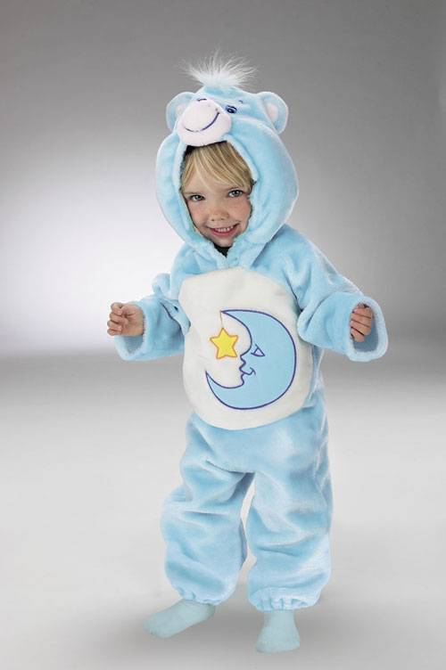 Care Bear Costumes - Costumes For All Occasions DG5846S Care Bear Bedtime Bear 1 2