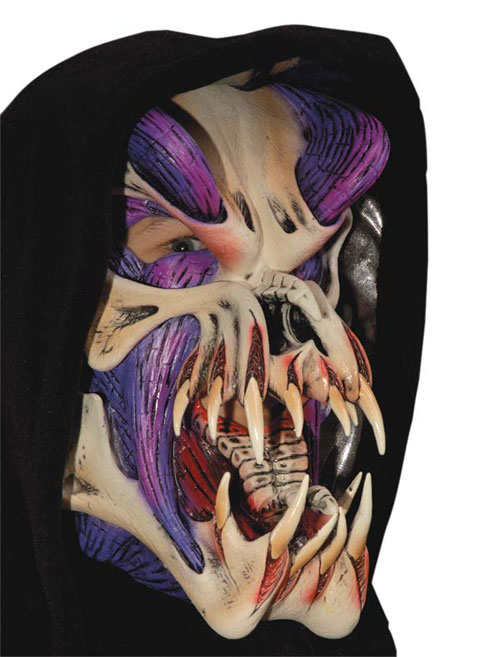 Costumes For All Occasions 5019BS Predator Purple