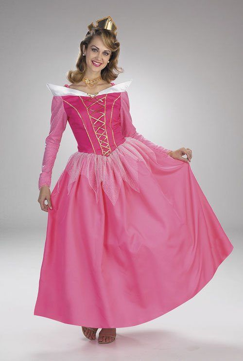 Costumes For All Occasions DG5959 Aurora Prestige Adult MRRS4573