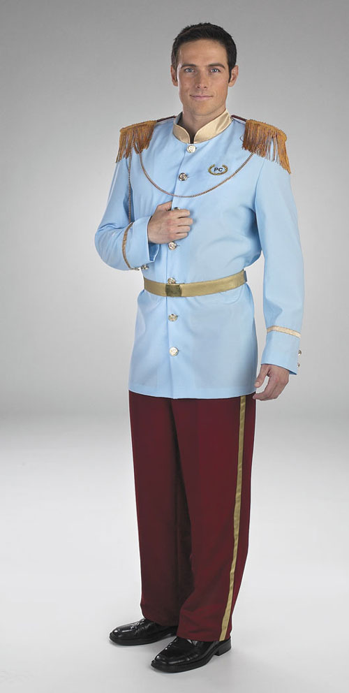 Costumes For All Occasions DG5969 Prince Charming Prestige Adult MRRS4583
