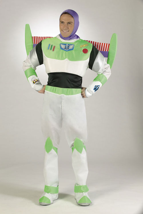 Buzz Lightyear Costume - Costumes For All Occasions DG5984 Buzz Lightyear Prestige Adult