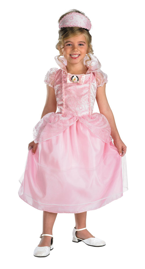 Princess Costumes - Costumes For All Occasions DG6641L Barbie Precious Princess 4 6