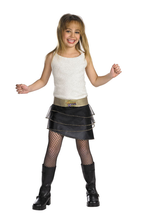 Costumes For All Occasions DG6671G Hannah Montana Qual Chd 10 12