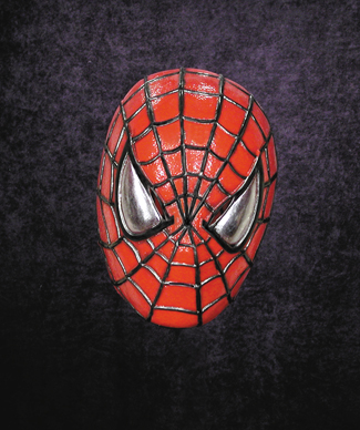 Spiderman Costumes - Costumes For All Occasions DG9920 Spiderman Mask Child Plastic
