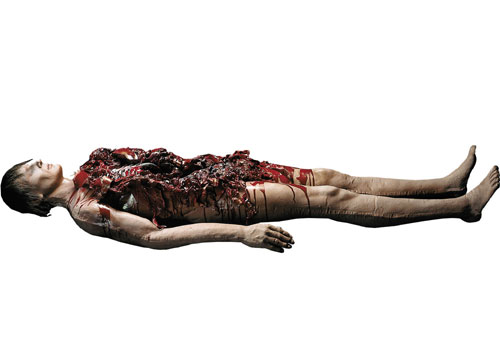 Costumes For All Occasions DU1169 Autopsy Body