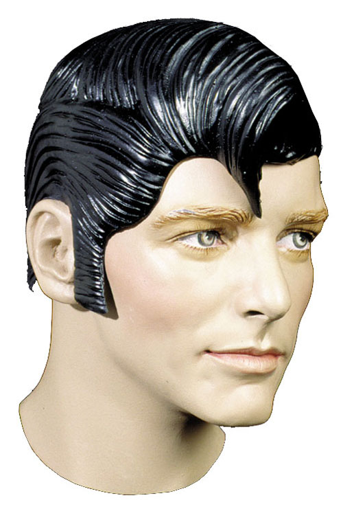 Flash Costume - Costumes For All Occasions DU1352 Flash Rubber Wig