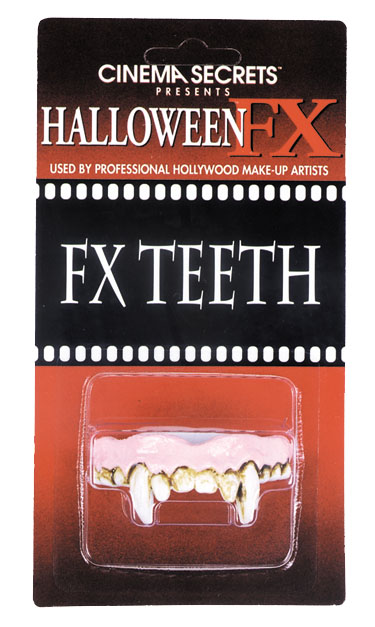 Hollywood Costumes - Costumes For All Occasions EA68 Teeth Hollywood Vampire