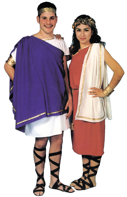 Costumes For All Occasions AA149 Toga Woman