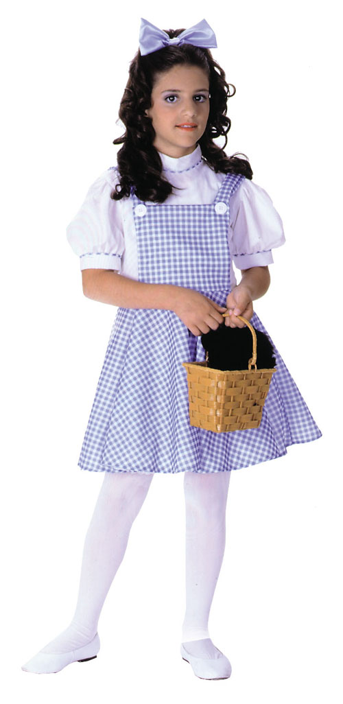 Dorothy Costume - Costumes For All Occasions AA172LG Dorothy Child DeluxeLarge