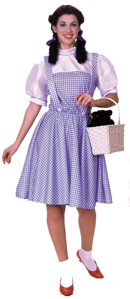 Dorothy Costume - Costumes For All Occasions AA179 Dorothy Costume Standard