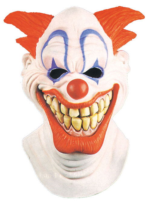 Costumes For All Occasions AA2 Clown Mask