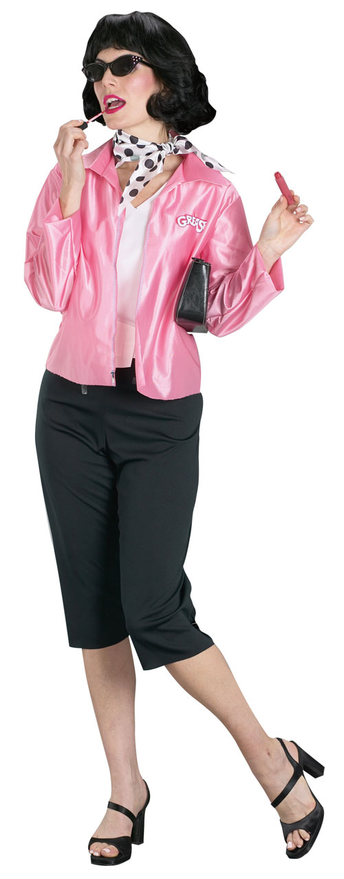 Grease Costumes - Costumes For All Occasions FW101194 Grease Pink Lady