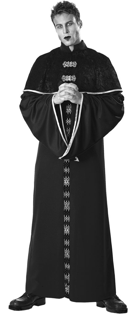 Costumes For All Occasions AA218 Minister Of Death Adult