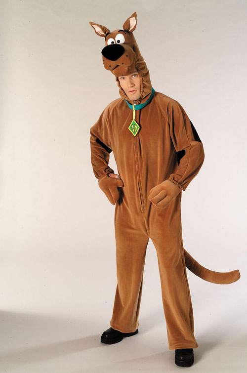 Costumes For All Occasions AA222 Scoox Doo Adult