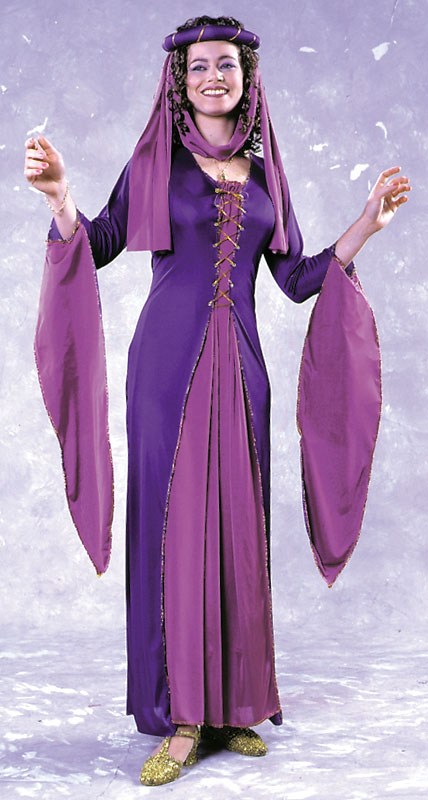 Medieval Costume - Costumes For All Occasions FW1059 Medieval Princess Standard