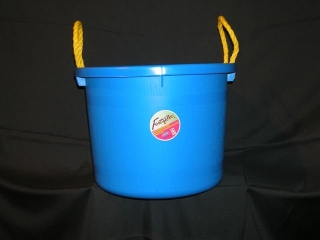 Fortex Industries All Purpose Bucket Blue 40 Quart - 1304000