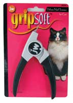 J W Pet Company Cat Nail Trimmer Deluxe - 65040