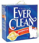 Clorox Co Ever Clean Multi Cat Litter 25 Pounds - 71223/71222