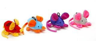 Ethical Cat Rattle Clatter Mouse Small - 2377