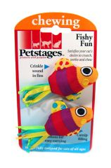 PETSTAGES 066129 Fun Fishy Cat Toy