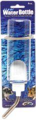 Pets International Clear Water Bottle Clear 8 Ounces - 100079429