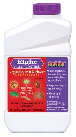 Bonide Products Eight Vegetable  Fruit  And Fl 1 Quart - 443 BCI03318