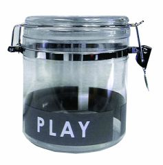 Doskocil Treat Jar Clear 34 Ounces - 24702