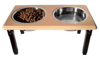 Ethical Ss Dishes Posture Pro Adjstbl Dbl Diner 2 Quart - 5840