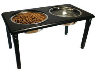 Ethical Ss Dishes Posture Pro Adjstbl Dbl Diner 2 Quart - 5841