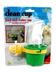 J W Pet Company Feed & Water Cup Medium - 31309 BCI04122