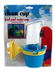 J W Pet Company Feed & Water Cup Large - 31311 BCI04123