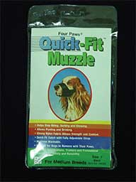Four Paws Products Quick Fit Muzzle Size 2 - 59020