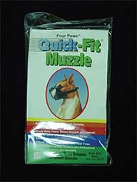 Four Paws Products Quick Fit Muzzle Size 3 Xl - 59035