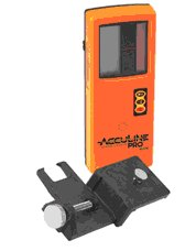 AccuLine Pro 40-6700 One-Sided Laser Detector With Clamp