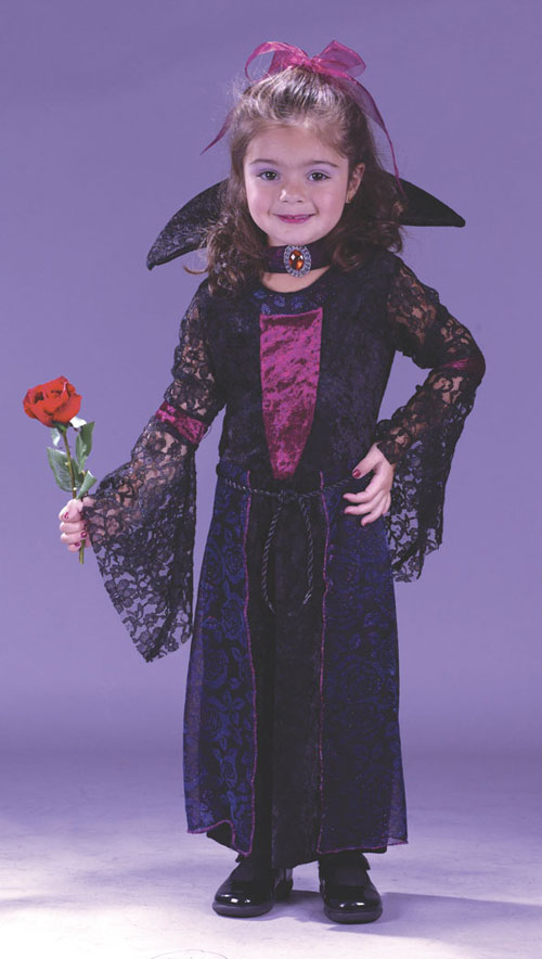 Toddler Costumes - Costumes For All Occasions FW1552 Vamptessa Toddler Large