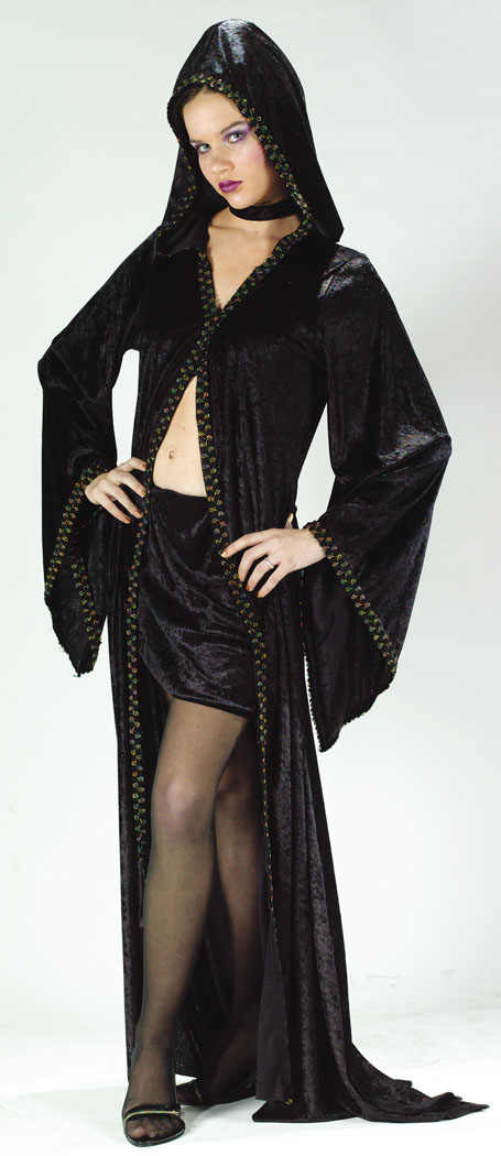 Gothic Costumes - Costumes For All Occasions FW1634 Gothic Goddess Teen