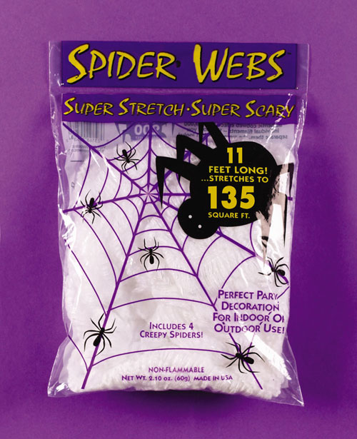 Spider Costume - Costumes For All Occasions FW391 Spider W Spiders 40Gr